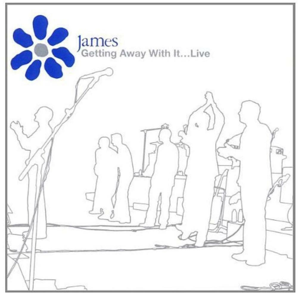 James - Getting Away With It: Live CD