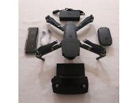 DJI Mavic Pro 4K Drone | Polar Pro ND Filters | Extra Batteries | Hard Case