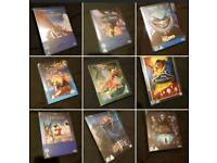 Steelbooks New/Sealed. DISNEY+OTHERS. Rare and OOP