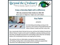 An Evening with Guy Taylor