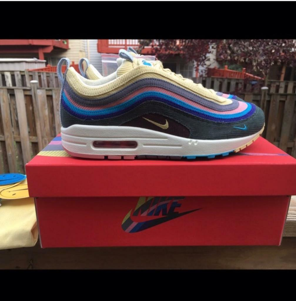 free shipping c5d0c 02d90 Nike Air Max 1 97 Sean Wotherspoon