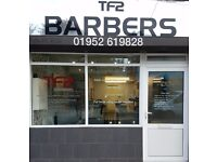 FULL TIME/PART TIME BARBER WANTED FOR BUSY HIGH STREET BARBERSHOP