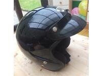 Motorcycle helmet medium
