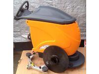 "Taski Swingo 855B 20"" inch Floor Auto-Scrubber Dryer (24volts Battery Operated)"