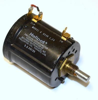 Helipot A R50k L.25 Precision Potentiometer 50k Ohm