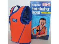 Bema Swimming Jacket Approx. age 4-6 years