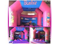 Bouncy Castle - Barbie - FOR SALE - 13ft x 14ft