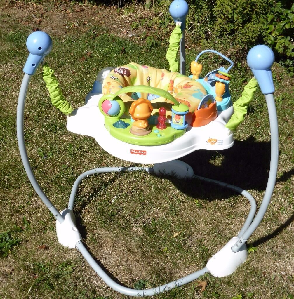 ae462f428 Fisher Price Jumperoo Animal