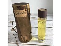 Arabian Oud 'WOODY' 100ml BRAND NEW GIFT BOXED Scent Masjid Al Haram