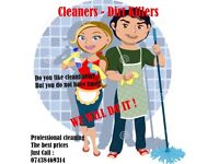 Cleaning Services Cleaners-Dirt Killers