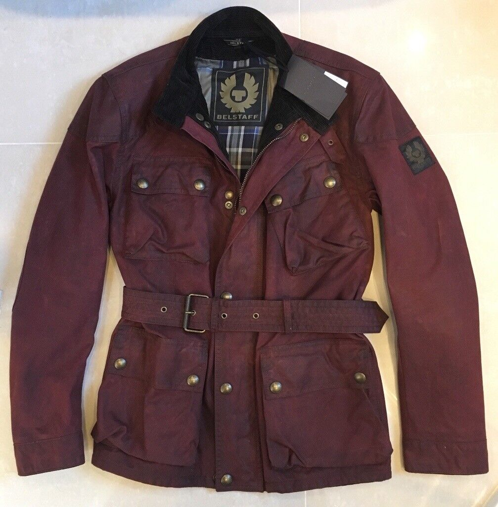 1384b5d3526 Belstaff Trialmaster - large 40 - brand new | in West End, London ...