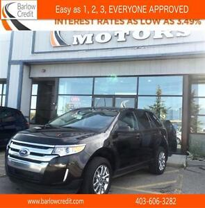 2013 Ford Edge SEL **SPRING BLOWOUT**