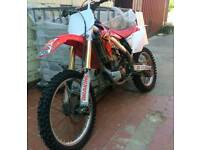 Honda crf450r FOR SALE!!