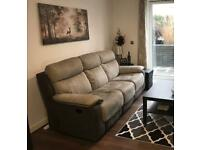 3 seater recliner Sofa - high quality