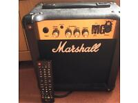 Small marshal amp plug in