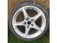 """18"""" vauxhall wheels and Tyre's"""