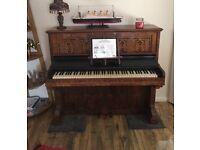 18th century piano