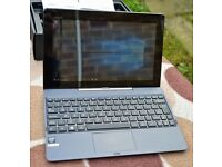 """Asus T100 Transformer 10.1"""" Touchscreen laptop/tablet, boxed like new"""