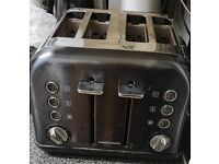 Morphy richards toaster