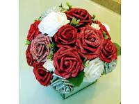 Bespoke Handcrafted Flowers
