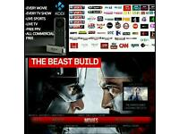 AMAZON FIRE STICK FULLY LOADED⚫KODI⚫BEAST⚫FREE TV!⚫MOVIES✅TV SHOWS✅LIVE TV✅SPORTS✅KIDS✅MUCH MORE!