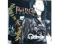 Prince vinyl records
