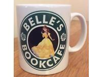 Belle's Book Cafe Coffee Mug