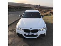 BMW F30 3 Series 330d M Sport Plus, Full M Performance Kit, Quad Exhaust, Modified