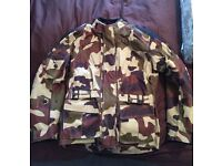 BRAND NEW - MEN'S MOTORCYCLE JACKE T WITH ARMOUR