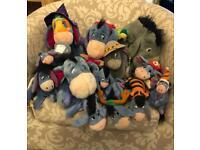 Eeyore teddy collection