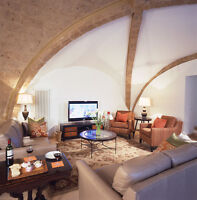 Restored 3 bedroom home in a 16th Century Palace in Orvieto