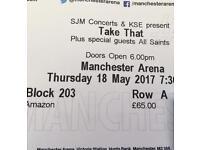 Take That 18 May 2017