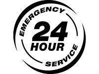 24 HOURS Emergency Locksmiths service!!!
