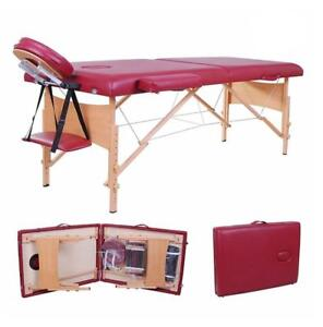BEST PRICE @ WWW.BETEL.CA || Premium Massage Table & Massage Stool Combo|| We Deliver FREE!