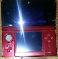 3ds w/ pokemon x charging dock and all original boxes