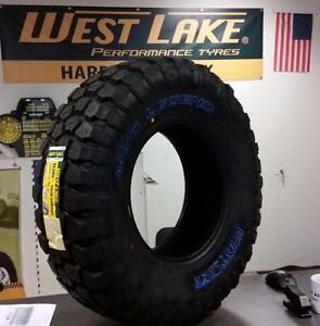 FS: 37 X 12.5 R17 Westlake Mud Legend