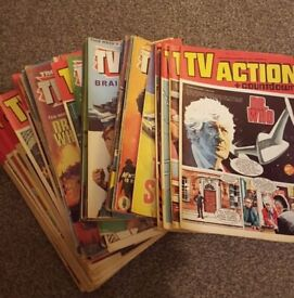 TV Action Comics