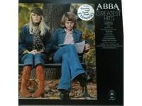 ABBA LP VINYL RECORD greatest hits
