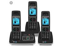 BRAND NEW UNOPENED SEALED BT TRIO CORDLESS PHONE WAS£110 NOW£59
