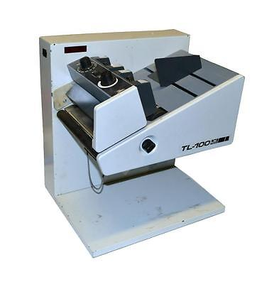 Rena Tl-100 Dual Purpose Labeler Tabber R-325.5.004.02 120 Vac - Sold As Is