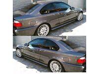 BMW E46 2003 325ci Auto Grey Petrol Coupé