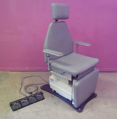 Mti 530 H Podiatry Procedure Electric Power Exam Table Patient Treatment Chair