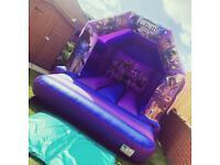 Fortnite bouncy castle for hire