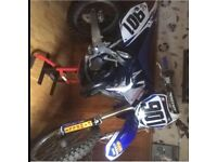 Yamaha yz 125 plastics