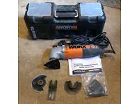 Worx WX675 Sonicrafter Hyperlock Universal Multi-Tool