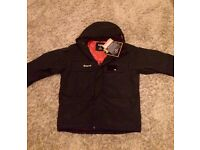 Simms buckley wading jacket goretex primaloft ex display with tags