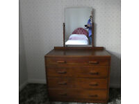 1940s Utility Furniture - Dressing Chest