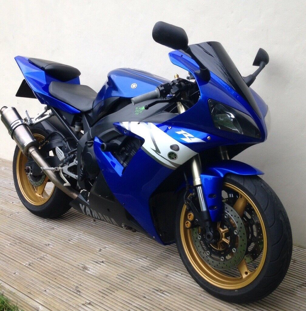 Yamaha R Stolen
