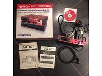 Soundcard Edirol FA-101 Firewire
