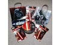 BRAND NEW Star Wars Party Set